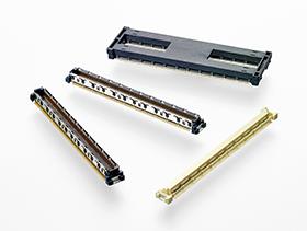 0.5mm 自由高度连接器