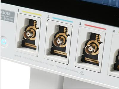 泰克革命性5系列混合信号示波器3